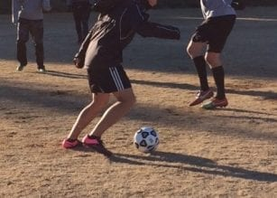 Pickens High School soccer players braved cold elements yesterday, to begin practicing for the upcoming season. (Contributed photo)