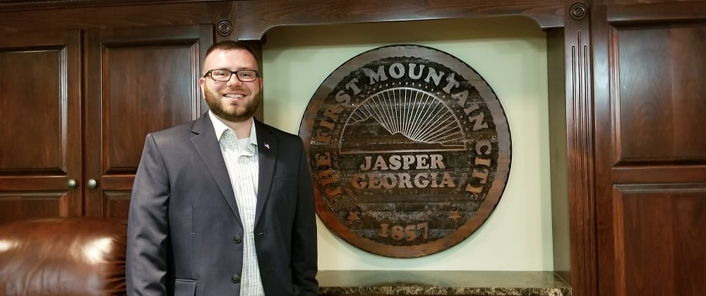 Kirk Raffield joins Jasper City Council.