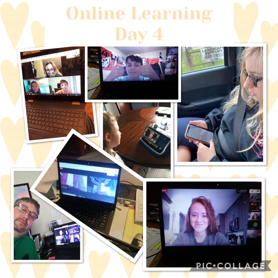 on-line and distance learning