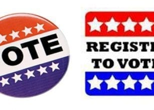 Last Day to Register to Vote is Monday July 2nd for July 31st Election