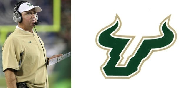 Skip to My Lou: South Florida Fires Holtz